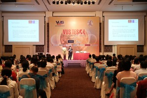 Công Ty Cổ Phần Quốc Tế Anh Văn Hội Việt Mỹ