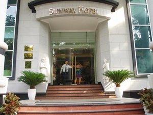 Công ty TNHH MTV Khách sạn Sunway Hà nội