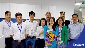 Công ty TNHH Dịch vụ Tổng hợp và Công nghệ Phúc Bình