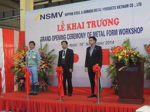 Công ty TNHH Nippon Steel & Sumikin Metal Products Vietnam