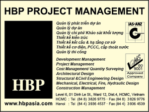 Công ty TNHH HBP Project Management