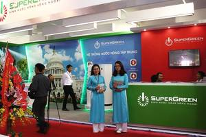 Công TY Cổ Phần Supergreen Việt Nam
