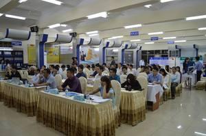 Công ty TNHH Sản xuất Cơ điện và Thương mại Phương Linh