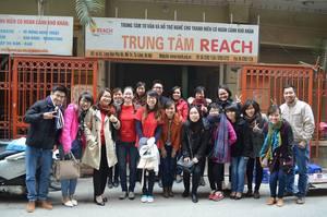 Công ty TNHH Reach phát triển nguồn nhân lực