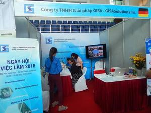 Công ty TNHH giải pháp Gisa