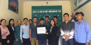 Công ty CP ĐTPT máy Việt Nam