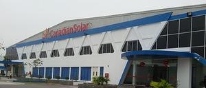 Công ty TNHH Chế Tạo Canadian Solar Việt Nam