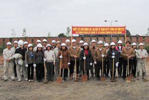Công ty Xi măng Chinfon