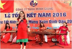 Công Ty TNHH Minh Giang