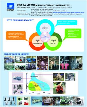 Công ty TNHH Bơm EBARA Việt Nam