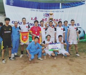 Công ty TNHH Thép Kyoei Việt Nam