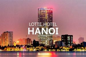 Khách sạn Lotte Hà Nội