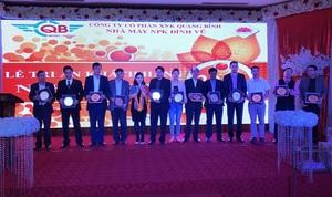 Công ty Cổ phần Xuất nhập khẩu Quảng Bình