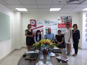 Công ty TNHH ISC Education and Training