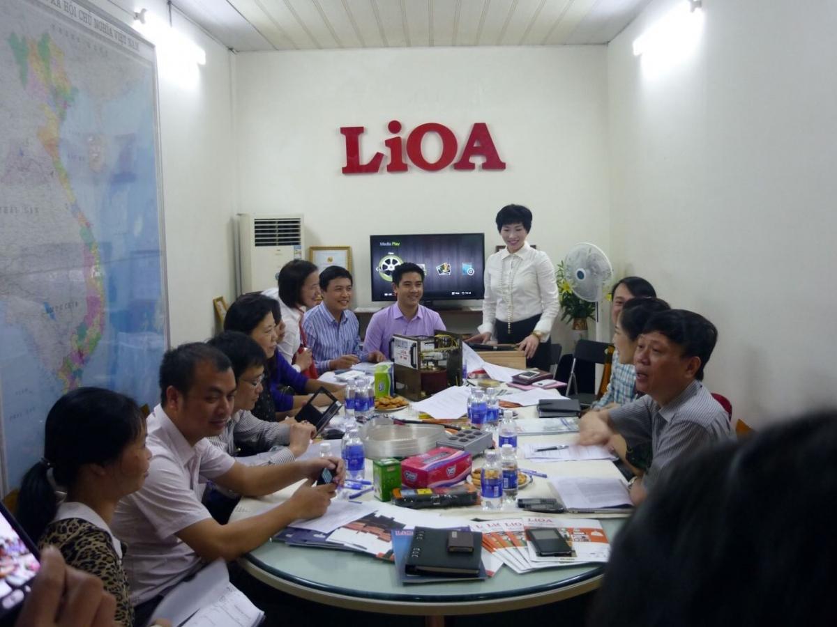 Nhật Linh- LiOA