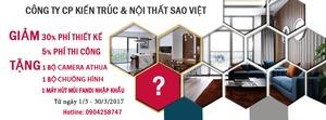 Công ty Cổ phần Kiến trúc và Nội thất Sao Việt