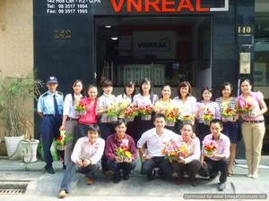 Công ty Cổ phần Vnreal