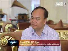 Công ty Cổ phần Dược phẩm Việt Nam