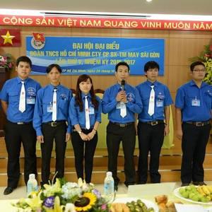 Công ty CP Sản xuất Thương mại May Sài Gòn