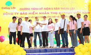 Công ty TNHH Bảo hiểm Phi nhân thọ Cathay Việt Nam