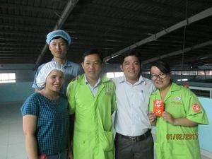 Công ty Cổ phần Thực phẩm Gia đình Anco