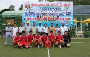 Tổng Công ty TM XNK Thanh Lễ - TNHH MTV