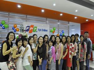 Công ty Cổ Phần Dịch vụ Trực tuyến FPT
