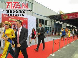 Công ty TNHH Tổ chức Sự kiện Titan