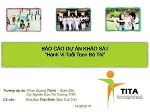 Công ty Nghiên Cứu Thị Trường TITA