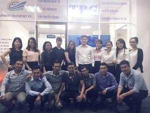 Công ty Cổ phần Trans Pacific Global