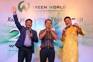 Công ty Cổ phần Xây dựng và Thương mại GreenWorld