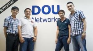 Công ty TNHH Các Mạng lưới Dou Holdings Việt Nam