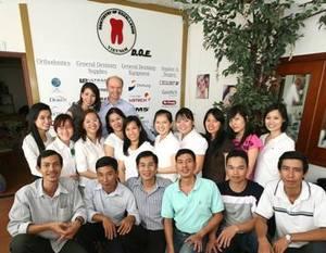 Công ty TNHH Trang Thiết Bị Nha Khoa (DOE)