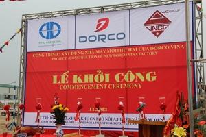 Công ty TNHH Dorco vina