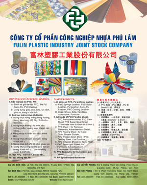 Công ty CP Công Nghiệp Nhựa Phú Lâm
