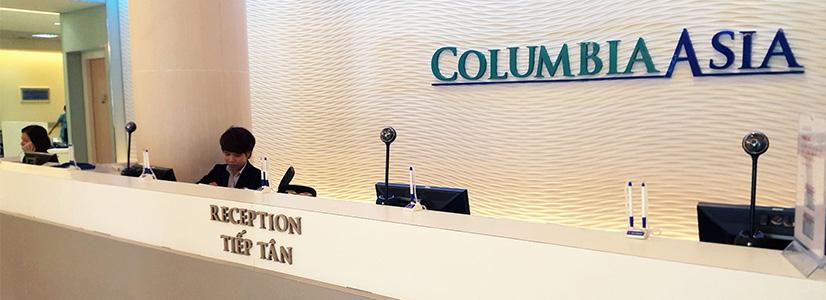Columbia Asia BinhDuong
