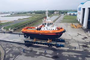 Công ty TNHH Đóng Tàu Damen Sông Cấm