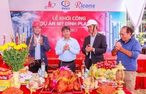 Công ty Cổ phần Đầu tư Xây dựng Ricons