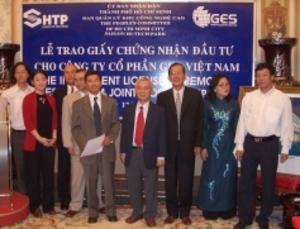 Công ty TNHH SX_DV_CN Bán Dẫn Toàn Cầu Việt Nam