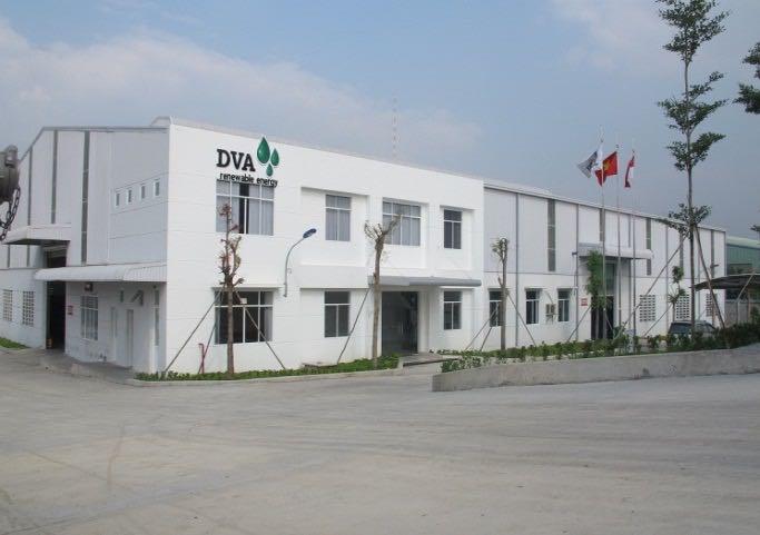Công ty cổ phần tái tạo năng lượng DVA cần tuyển Nhân viên kiểm soát chất lượng