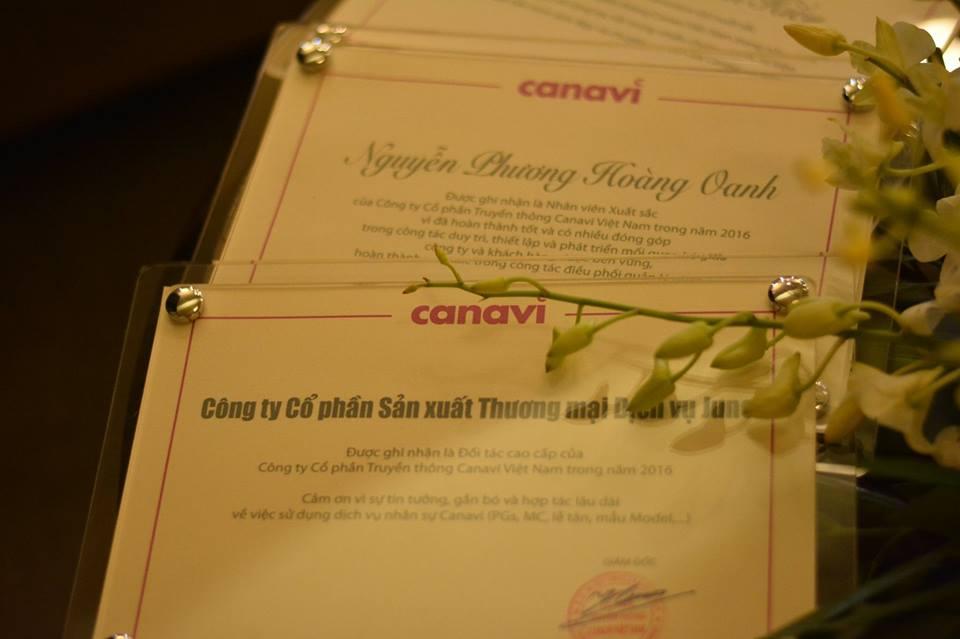 Canavi Việt Nam