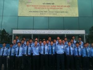 Công ty TNHH Dịch Vụ Bảo Vệ Quang Minh