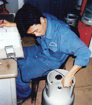Công ty TNHH Bình Khí Đốt Hong Vina