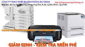 Công Ty TNHH Thiết Bị Máy Văn Phòng An Thịnh