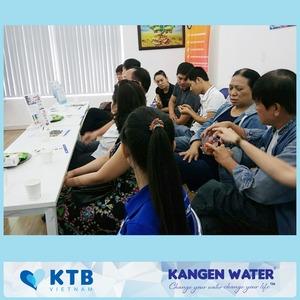 Công ty Cổ phần Kinh doanh Thương mại Kangen Việt Nam