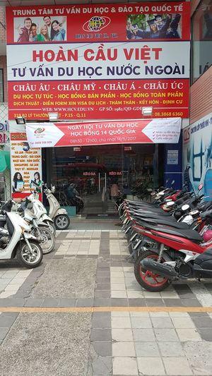 Công ty Tư vấn Du học Hoàn Cầu Việt