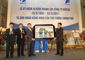 Công ty Cổ phần Công nghệ Viễn thông VITECO