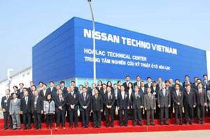 Công Ty TNHH Nissan Techno Việt Nam