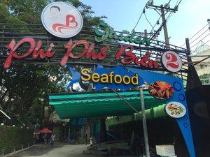 Phi Phố Biển Seafood Garden