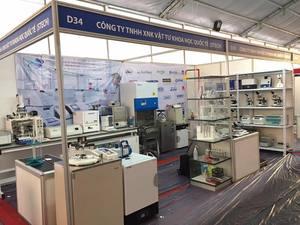 Công ty TNHH Xuất nhập khẩu Vật tư Khoa học Quốc tế